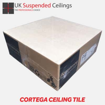 Cortega Ceiling Tile | UK Suspended Ceiling Tiles