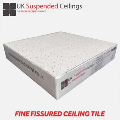 Fine Fissured Ceiling Tile | UK Suspended Ceiling Tiles