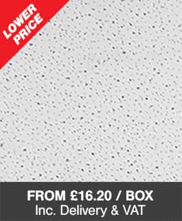 Fine Fissured Ceiling Tile | UK Suspended Ceiling Tile