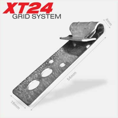 XT24 Suspended Ceiling Grid Hanger Bracket