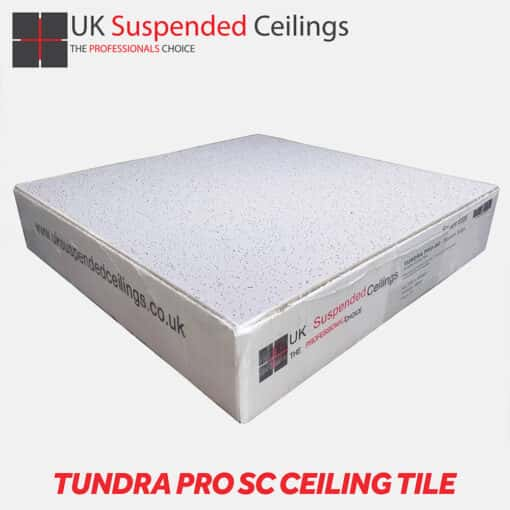 Tundra PRO SC Ceiling Tile | UK Suspended Ceiling Tiles