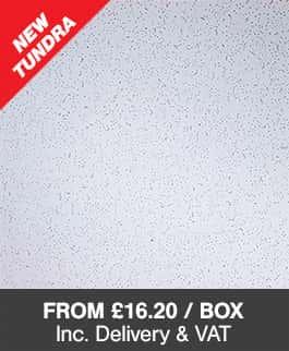 Tundra PRO SC Ceiling Tile | UK Suspended Ceiling Tile